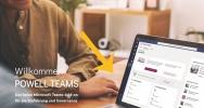 Powell Software optimiert Microsoft Teams für das Home Office